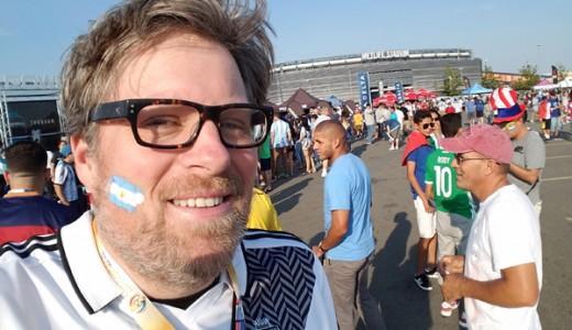 A Priceless But Unexpected Copa America Centenario Final