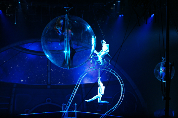 Ringling Brothers Out of the World Opening Sequence
