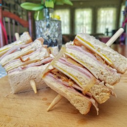 An American Take on the Greatest Sandwich Ever Made