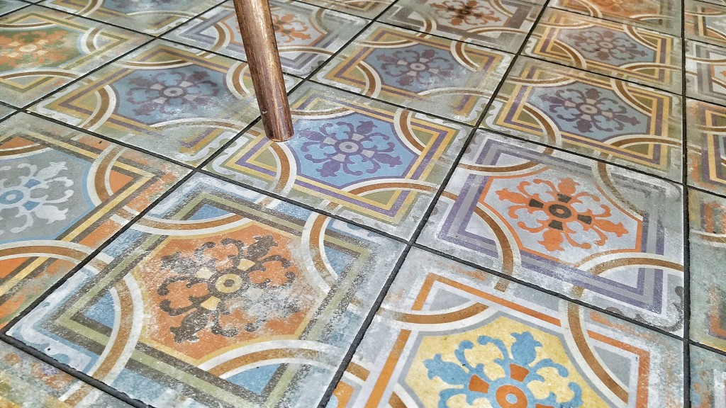 Bacaro Liverpool Tile Floor