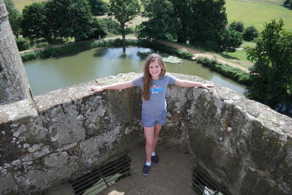 Bodiam Castle Best Medieval Castle England
