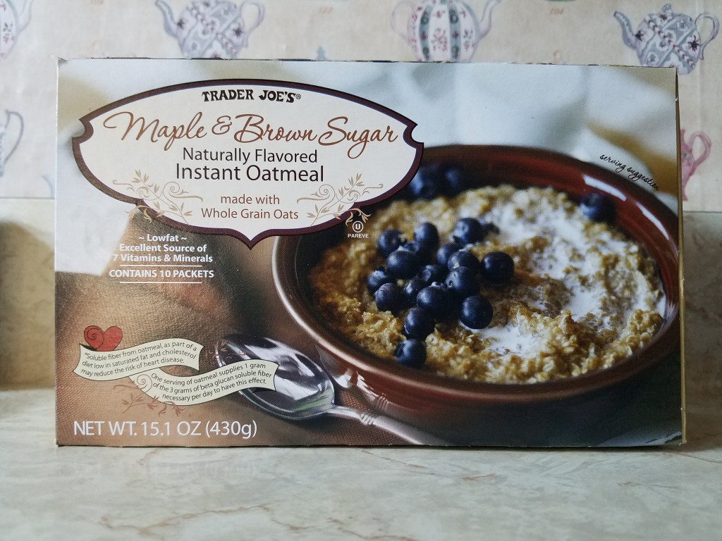 Trader Joe's Maple brown sugar oatmeal.jpg