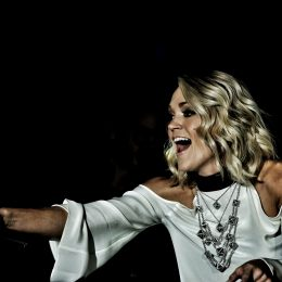 Carrie Underwood and Miss USA Deshauna Barber Introduce America to the Carnival Vista