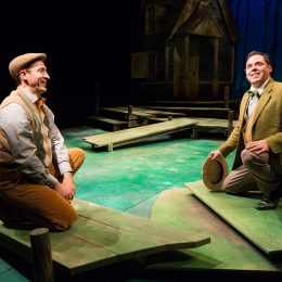 PHILLY LOCAL: A Year with Frog and Toad is Perfection in Triplicate at The Arden Theatre in Philadelphia