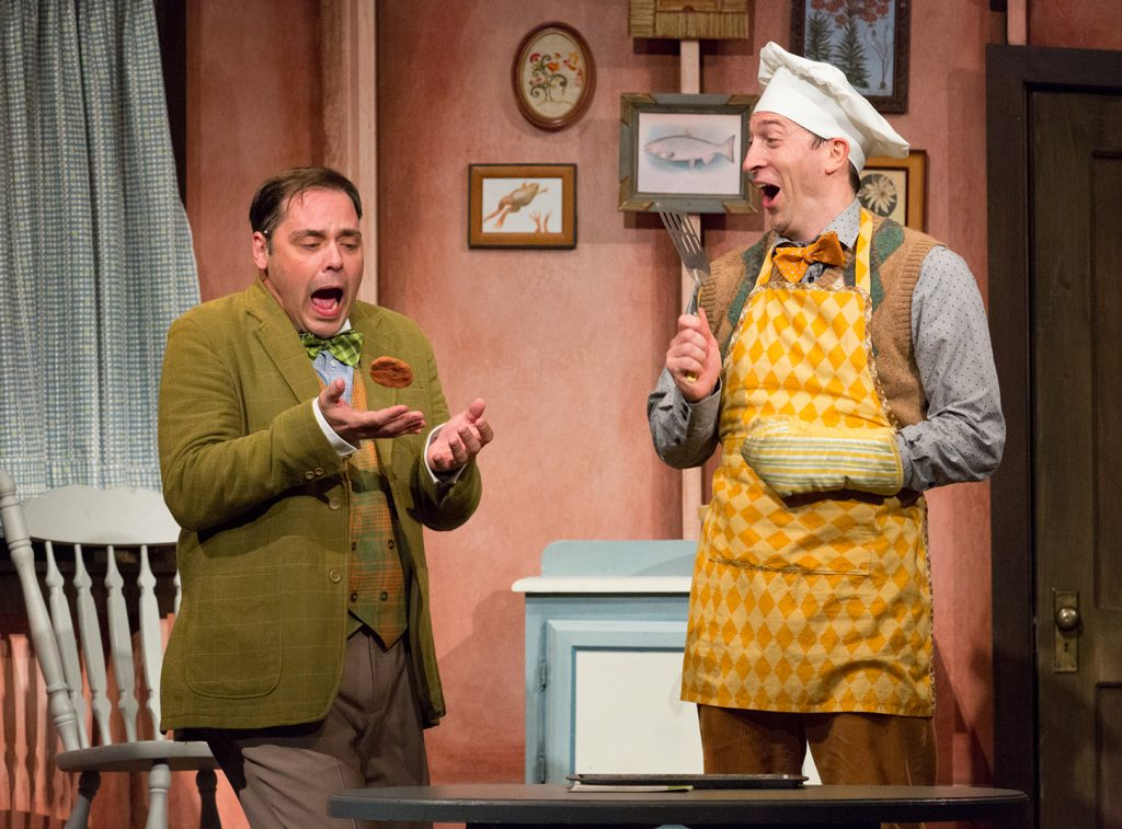 Frog and Toad Perfection at the Arden Theatre