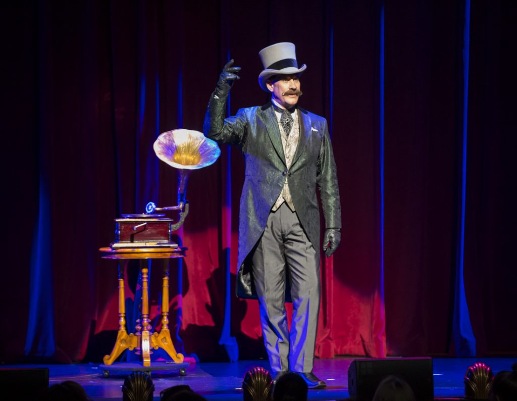 The Illusionists Turn Of The Century on Broadway