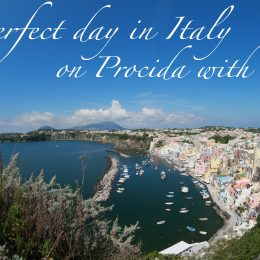 The Perfect Day In Italy with Kids on the Island of Procida