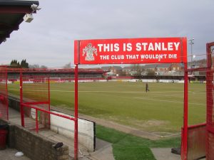 The Crown Ground, Accrington Stanley