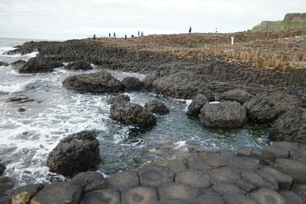 Giant's Causeway Northern Ireland Family Travel UK