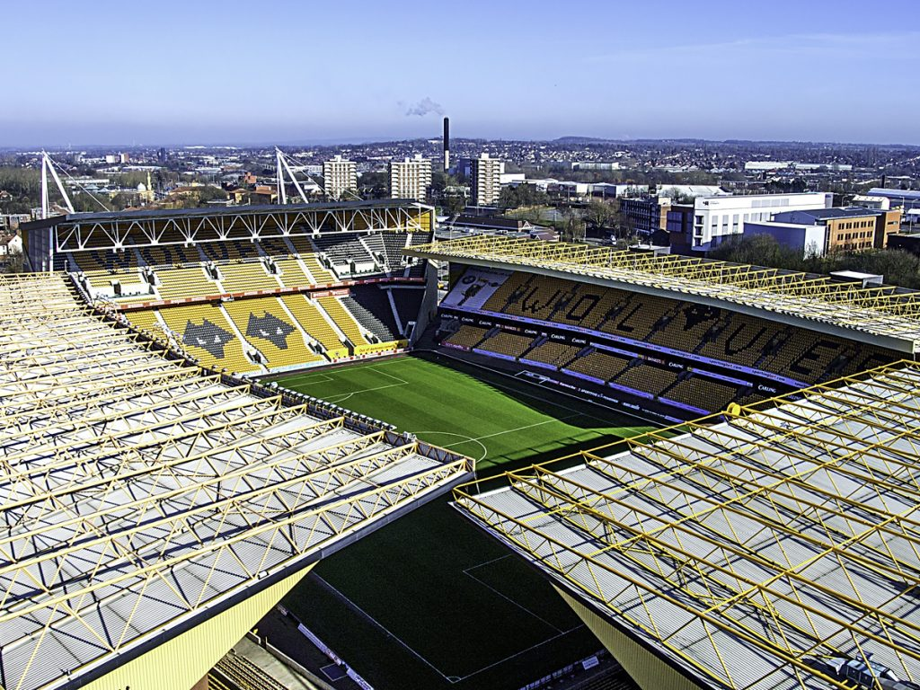 Molineux, Wolverhampton Wanderers