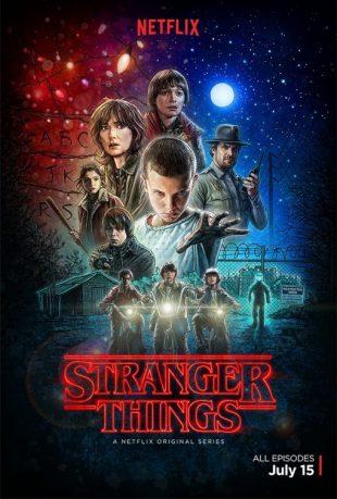 Stranger Things For Strange Times