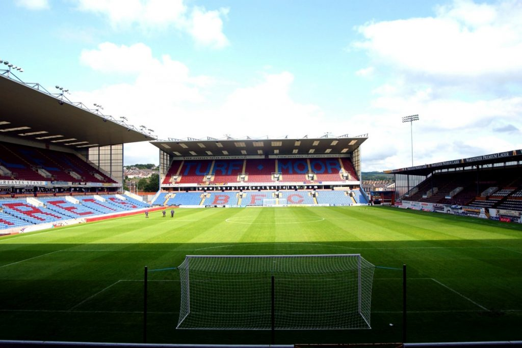 Turf Moor Burnley