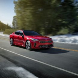 21 And Figuring It Out (A Story of Millennials, Generation Z and the Kia Stinger)