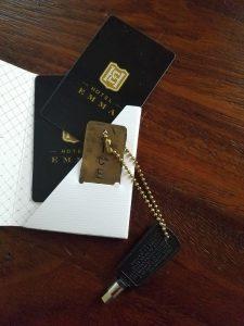 Hotel Emma San Antonio The Mighty Pen keys
