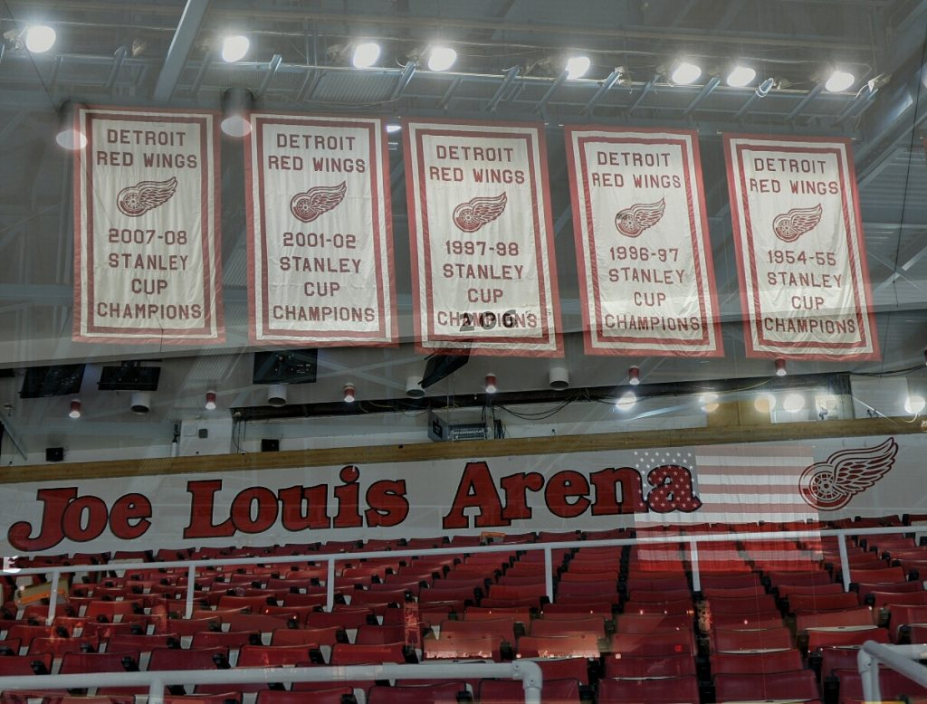 Final Pilgrimage to Joe Louis Arena