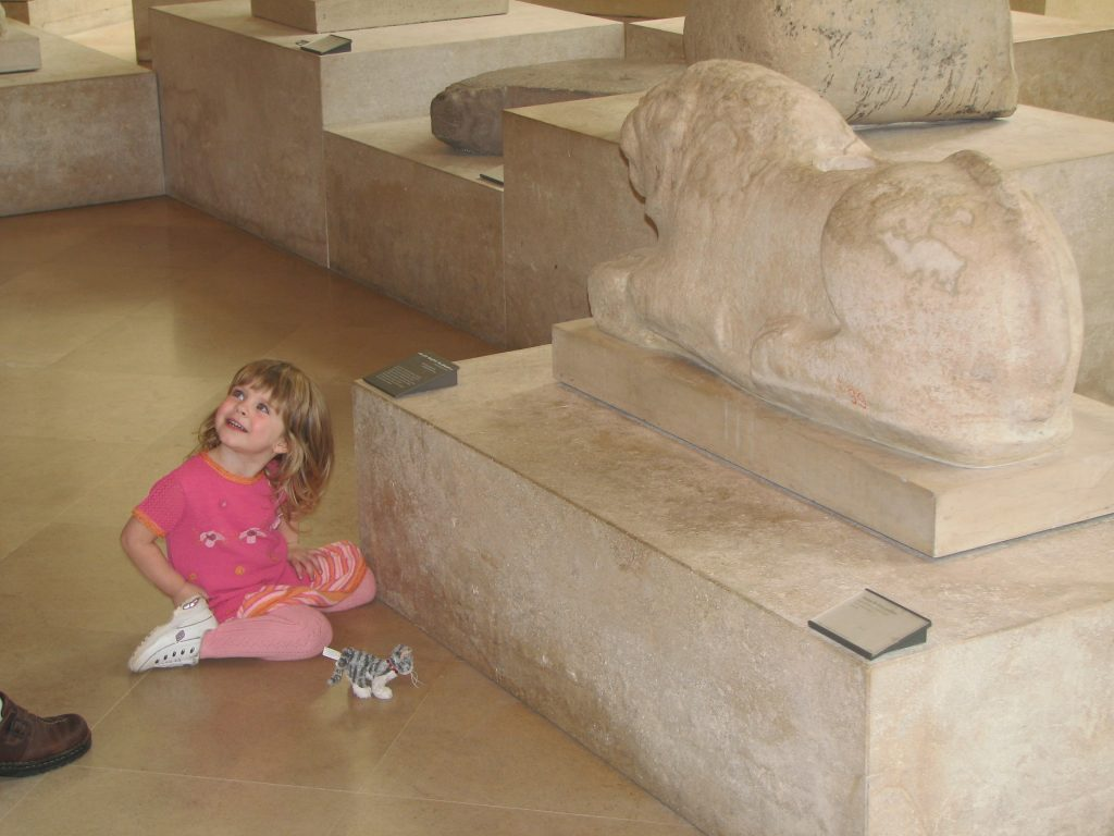 How To Enjoy a museum with kids