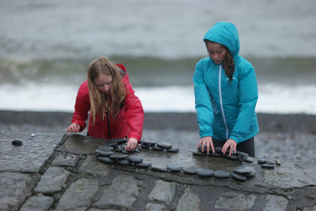 aberystwyth wales beach