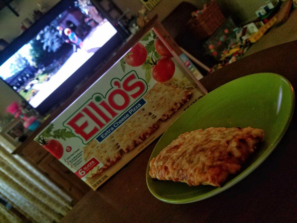 Ellio's Pizza 80sPizzaParty