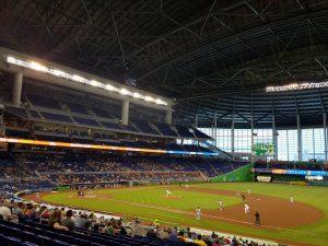 Kia Niro Live Sports Week Happiness Miami Marlins