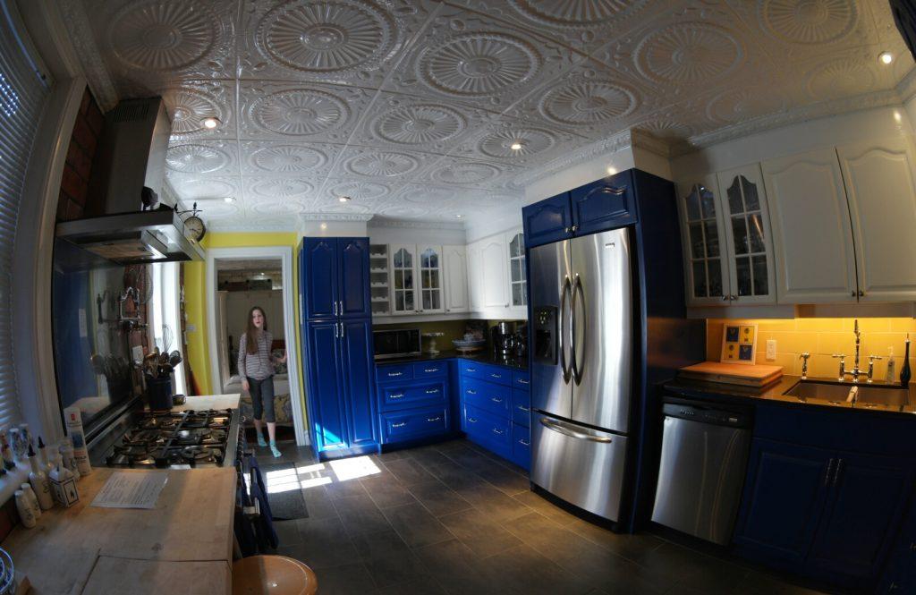 Ottawa rental condo kitchen