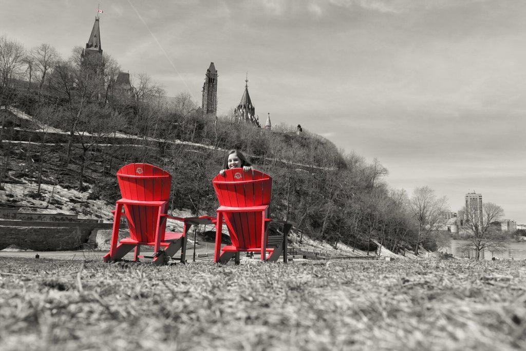 Ottawa locks and parliament