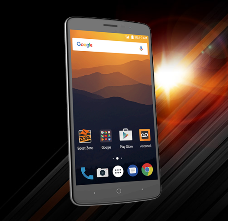 ZTE Max XL Boost Mobile