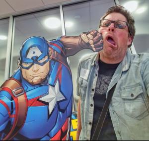 OWTK Marvel Universe Live Punch