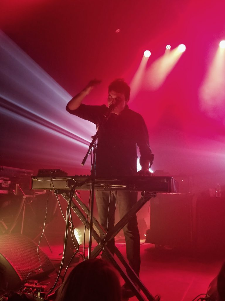 Wolf Parade Philly Oct 2017