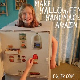 Make Halloween Handmade Again with Boxtumes