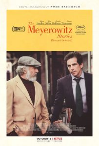 The Meyerowitz Stories (New and Selected) on Netflix