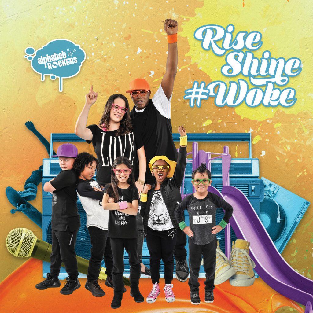 Rise Shine Woke Alphabet Rockers