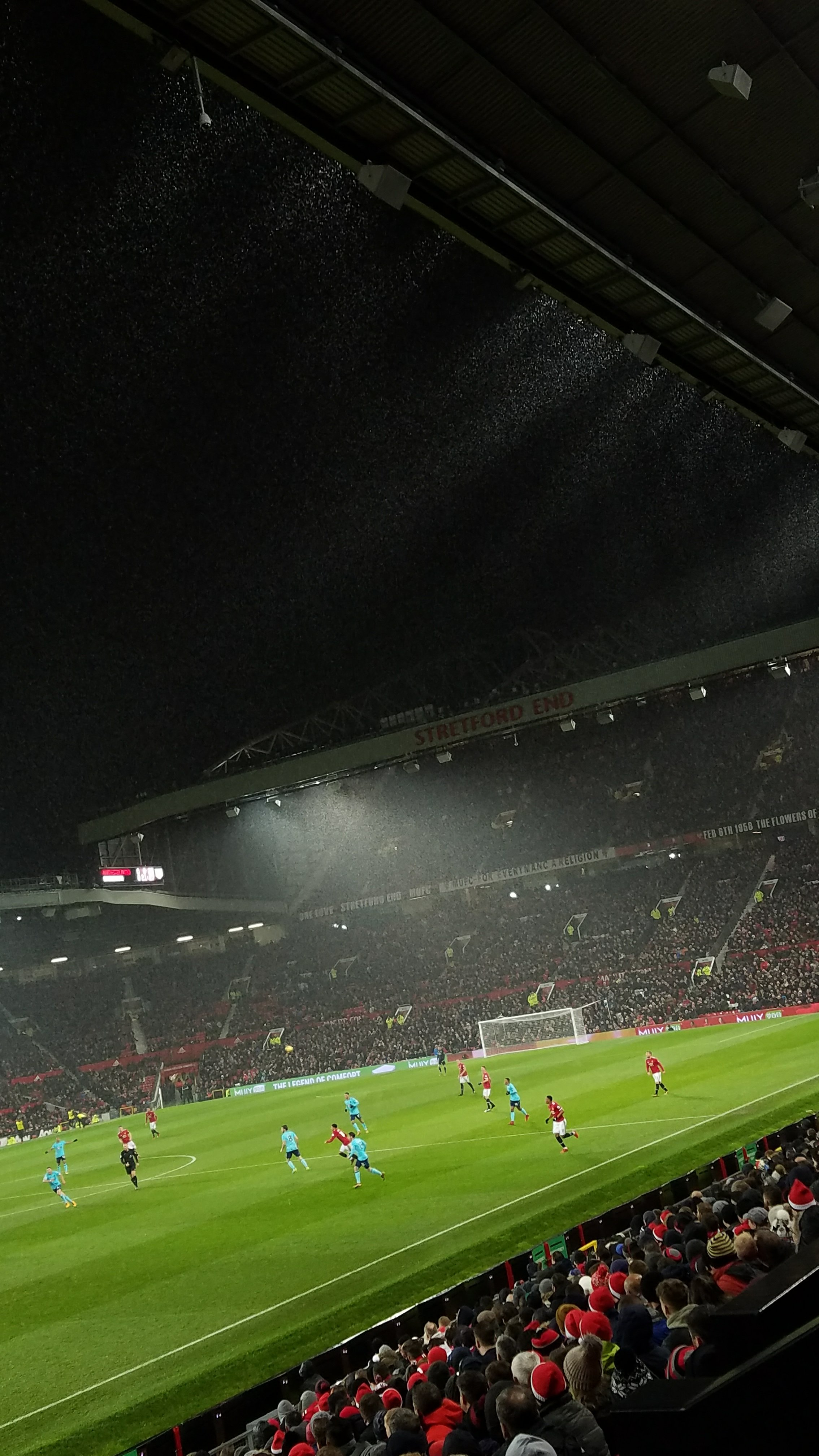 Manchester United Old Trafford Bournemouth