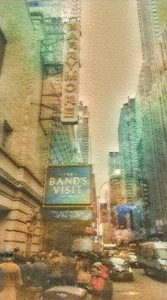 The Band's Visit Barrymore Broadway
