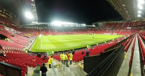 Old Trafford Manchester United Pano