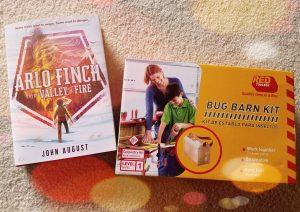 Arlo Finch Giveaway Bug Barn Woodwork Kit
