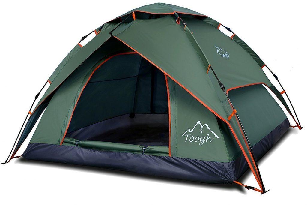 Arlo Finch Tent