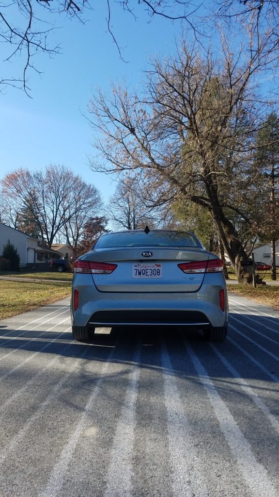 best of both worlds childhood and Kia Optima Plug-in Hybrid