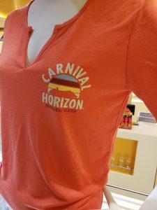 Cruising Carnival Horizon Clothes