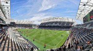 LAFC Home Match Mindfulness Communication