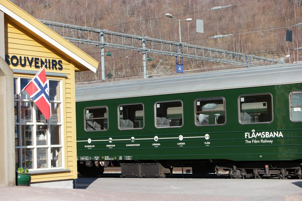 Avoid Flåm Railway in Norway