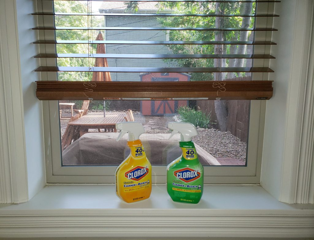 Clorox® Clean-Up® Cleaner + Bleach Summer Outdoor Cleanup