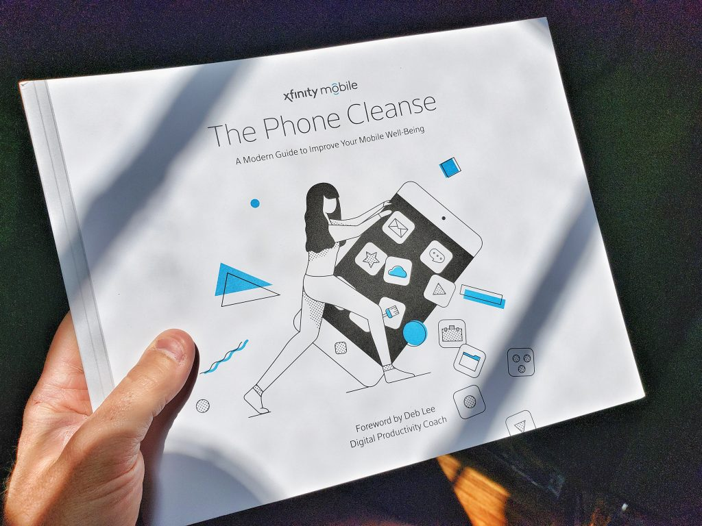 Take the Xfinity Mobile Phone Cleanse With Me and Recalibrate Your Relationship with Your Phone