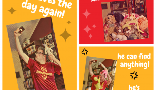 My Three Incredible Stay-At-Home Dad Superpowers