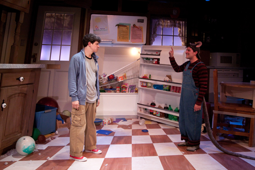 Kid's Theater Review: If You Give A Mouse A Cookie