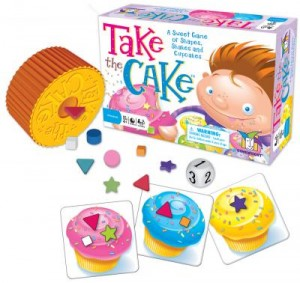 Kid's Toy Review: Take the Cake