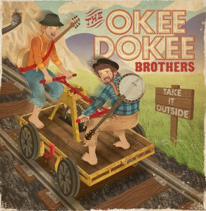 """Free Kid's Music: The Okee Dokee Brothers """"The Naked Truth"""""""