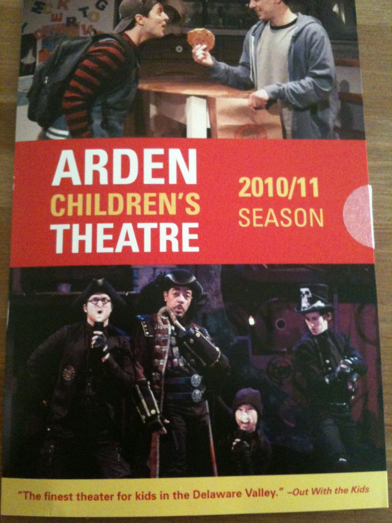 Previewing The Arden Theatre's '10-'11 Kid's Series