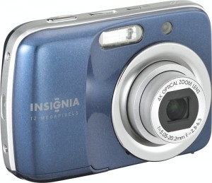 Digital Camera Giveaway Winner