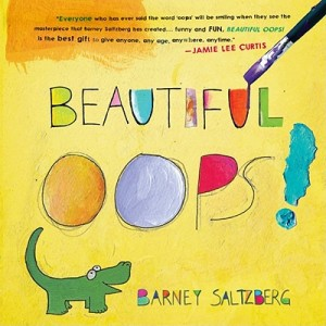 Kid's Book Review: Beautiful Oops