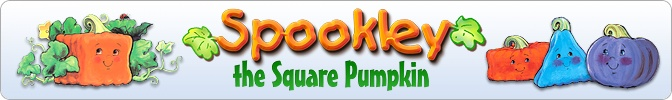 Kid's iPhone App Review: The Legend of Spookley the Square Pumpkin